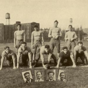 Massachusetts School of Art Football Team