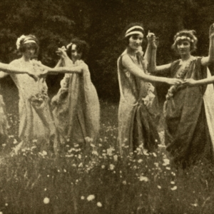 Greek Dancers from the Pagent