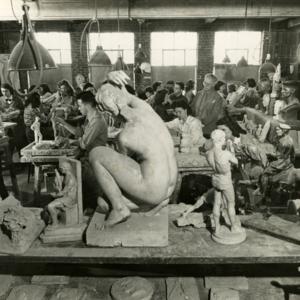 Figure modeling class, MCA