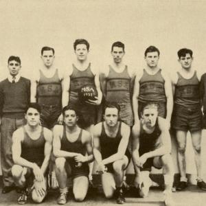 Massachusetts School of Art Basketball Team